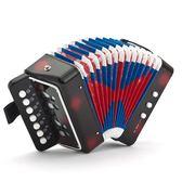 程音樂兒童手風琴樂器親子兒童玩具男孩女孩早教禮物 igo