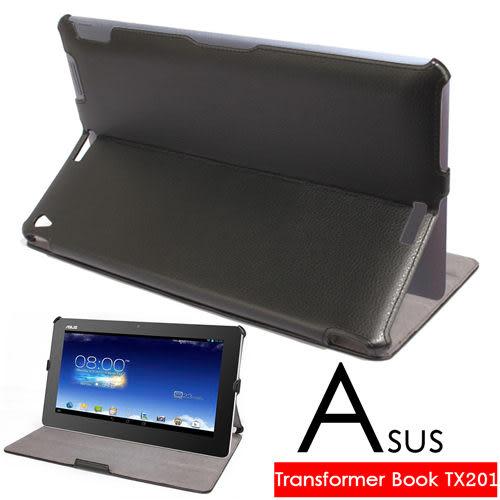 ◆免運費贈電容筆◆華碩 ASUS Trio TX201LA TX201 專用頂級薄型平板電腦皮套 保護套 可多角度斜立
