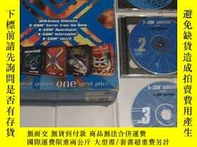 二手書博民逛書店幽浮罕見收藏版 電腦遊戲Y281338 其它 其它 出版2000