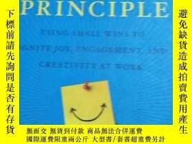 二手書博民逛書店The罕見Progress Principle: Using S