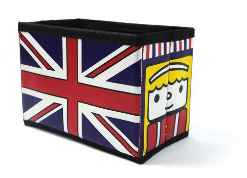 [AWANA]可愛造型置物收納盒(2入隨機色)