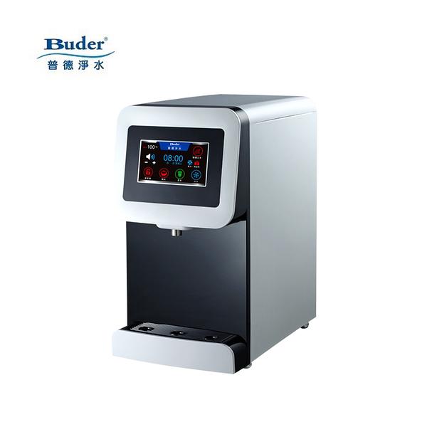 BUDER普德BD-3219冰溫熱三溫熱交換桌上型觸控式飲水機