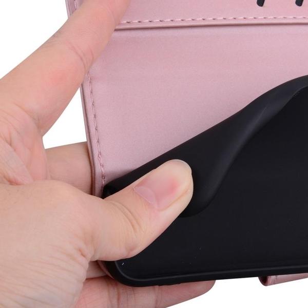 卡通動物 翻蓋皮套 iPhone 7 8 Plus 錢包款手機殼 i7 i8 i7P i8P 掀蓋保護殼 可愛磁釦手機套