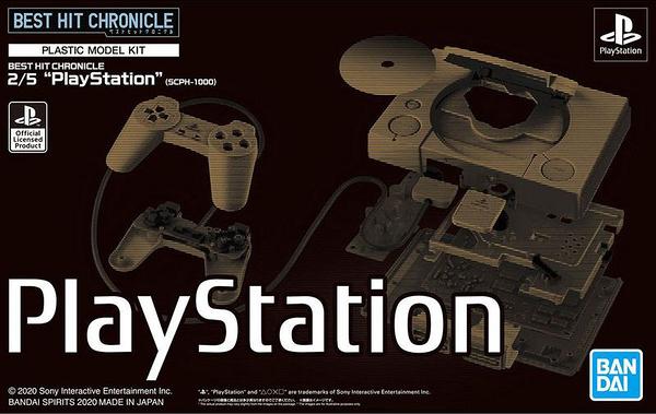 組裝模型 BEST HIT CHRONICLE 2/5 PlayStation PS TOYeGO 玩具e哥