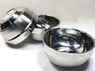 韓式雙層不銹鋼隔熱碗14cm-單入~不鏽鋼碗 泡麵碗《八八八e網購
