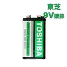 TOSHIBA 東芝 9V 碳鋅電池 /顆