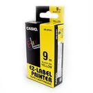 CASIO原廠標籤帶 9mm色帶適用: KL-170 / KL-170plus / KL-G2TC