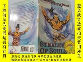 二手書博民逛書店Stealer罕見Of Souls:盜取靈魂者Y200392