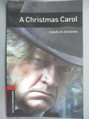 【書寶二手書T7/語言學習_LEK】A Christmas Carol_Oxford Bookworms Library