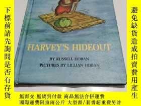 二手書博民逛書店HARVEY S罕見HIDEOUT 精裝Y9212