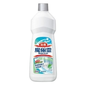 魔術靈浴廁清潔劑補充瓶-綠茶500ml*2入【愛買】
