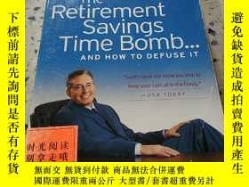 二手書博民逛書店The罕見Retirement savings time bom