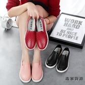 淺口雨鞋女時尚短筒防滑防水鞋廚房工作膠鞋情侶【毒家貨源】