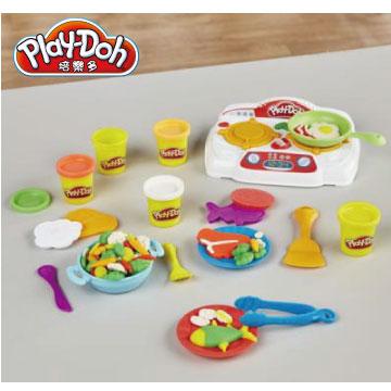 Play-Doh培樂多-廚房系列吱吱火爐料理組