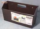 日本製 Desk Labo 郵件箱 A4 雜誌收納盒【SV8002】BO雜貨