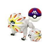 精靈寶可夢 Pokemon 變形系列 索爾迦雷歐 日月 大師球 酷變 庄臣 正體中文代理版 TOYeGO 玩具e哥