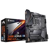 GIGABYTE 技嘉 Z490 AORUS PRO AX Intel 第10代 LGA 1200 腳位 ATX 主機板