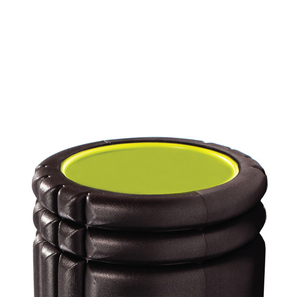 Trigger Point 瑜珈輔具 The Grid平衡訓練滾筒 - 黑色短版