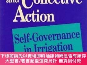 二手書博民逛書店Institutions罕見And Collective ActionY255174 Shui Yan Tan