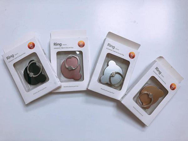【大量現貨】手機指環支架 韓國IRING金屬懶人支架 指環扣 掛線扣