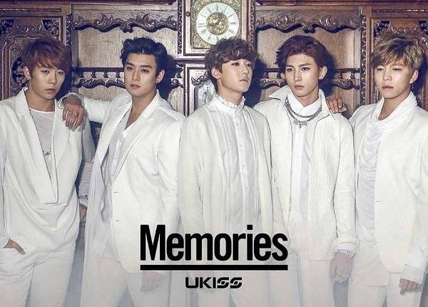 U - KISS 難忘的回憶 CD附DVD LIVE版  (購潮8)
