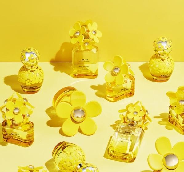 Marc Jacobs 小雛菊淡香水暖陽陽限量版50ml【UR8D】
