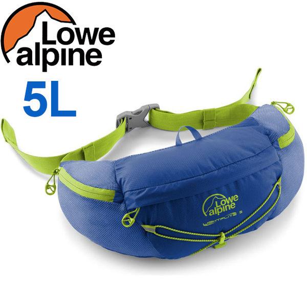 Lowe Alpine FAD36-OL天堂藍 LightFlite 5輕量透氣跑步腰包 自行車休閒背包/水壺背包/路跑背包/運動背包