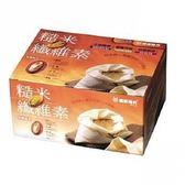 健康時代 糙米纖維超細粉末(無糖) 10gx36包/盒 限時特惠