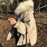防風外套 保暖系列雙口袋百搭外套 艾爾莎【TGK7109】