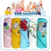 卡通純棉毛巾新生兒抱被/嬰兒抱毯/浴巾/包巾(多款)