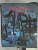 【書寶二手書T6/收藏_YBF】Kingsley Autumn Auction 2007/12_Modern…Art