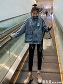牛仔外套女韓版寬鬆網紅2020初秋季新款bf復古港味百搭上衣潮