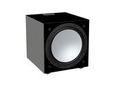 桃園專賣店 名展音響 英國Monitor Audio 銀Silver W-12 低音喇叭 鋼烤版