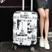 行李箱男韓版拉箱萬向輪旅行箱女拖箱學生潮密碼箱20寸24寸拉桿箱促銷大減價!