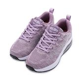 老船長 側鑽厚底氣墊鞋 紫 女鞋