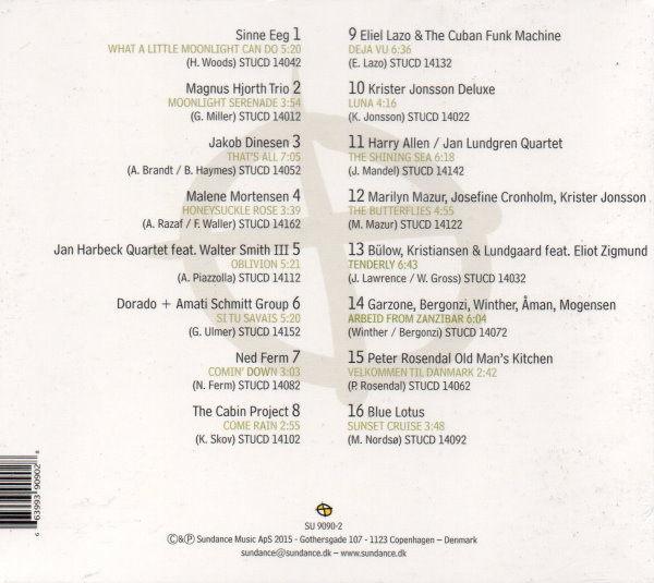 停看聽音響唱片】【CD】眾藝人:Stunt Records 2015發燒爵士精選