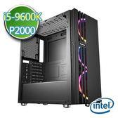 技嘉Z390平台【滅光畫師】i5六核 P2000-5G繪圖獨顯 SSD 240G效能電腦