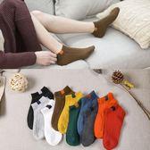 女船襪女棉薄款短襪隱形淺口韓國春夏潮