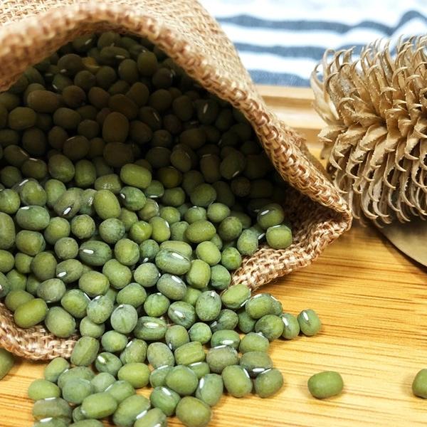 綠豆 精選毛綠豆600克 易煮熟 毛綠豆口感更加鬆軟好吃 台灣種毛綠豆 又稱粉豆 【正心堂】