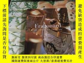 二手書博民逛書店FRAGOMARD罕見80 YEARS OF PASSION 內頁幹凈Y352802 FRAGOMARD 80