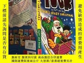 二手書博民逛書店yuck s罕見crazy christmas 惡心的聖誕節Y200392