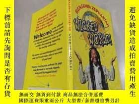 二手書博民逛書店WICKED罕見WORLD邪惡的世界Y212829