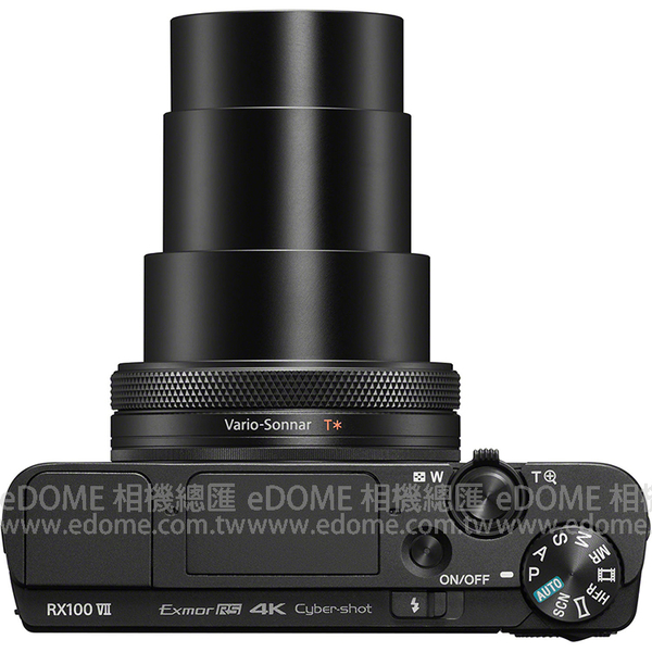 SONY DSC-RX100 VII 數位相機 贈64G+原電組+握把 (6期0利率 免運 公司貨) RX-100 M7 RX100M7 RX1007 支援4K錄影