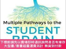 二手書博民逛書店預訂Multiple罕見Pathways To The Student Brain: Energizing And