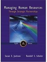 二手書博民逛書店 《Managing Human Resources Through Strategic Partnerships》 R2Y ISBN:0324152655