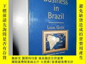 二手書博民逛書店Business罕見in Brazil : legal guid