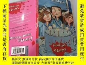 二手書博民逛書店SECOND罕見FORM at STCLARE S(斯特克萊爾的二等學生).Y200392