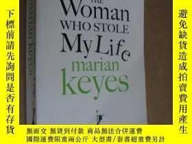 二手書博民逛書店英文原版罕見瑪麗安•凱斯the Woman Who Stole