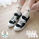 【正韓直送】韓國襪子 可愛小動物也愛甜點中筒襪 食物美食 老鼠熊熊 女襪 哈囉喬伊 A290