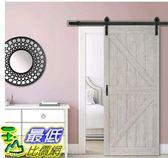 [COSCO代購] W1209157 Renin 工業風穀倉式拉門 Renin Rustic Barn Door